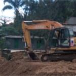 Paquequer recebe ação preventiva de desassoreamento no Caxangá