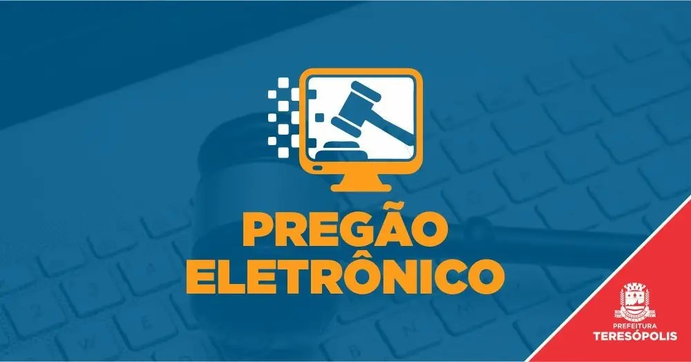 Economia e melhor uso do dinheiro público: Prefeitura de Teresópolis adota sistema de pregão eletrônico