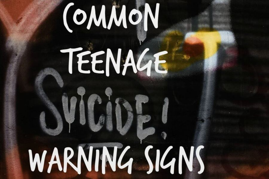 teenage suicide warning signs