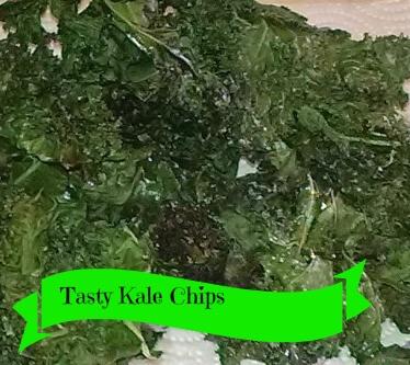 tasty kale chips