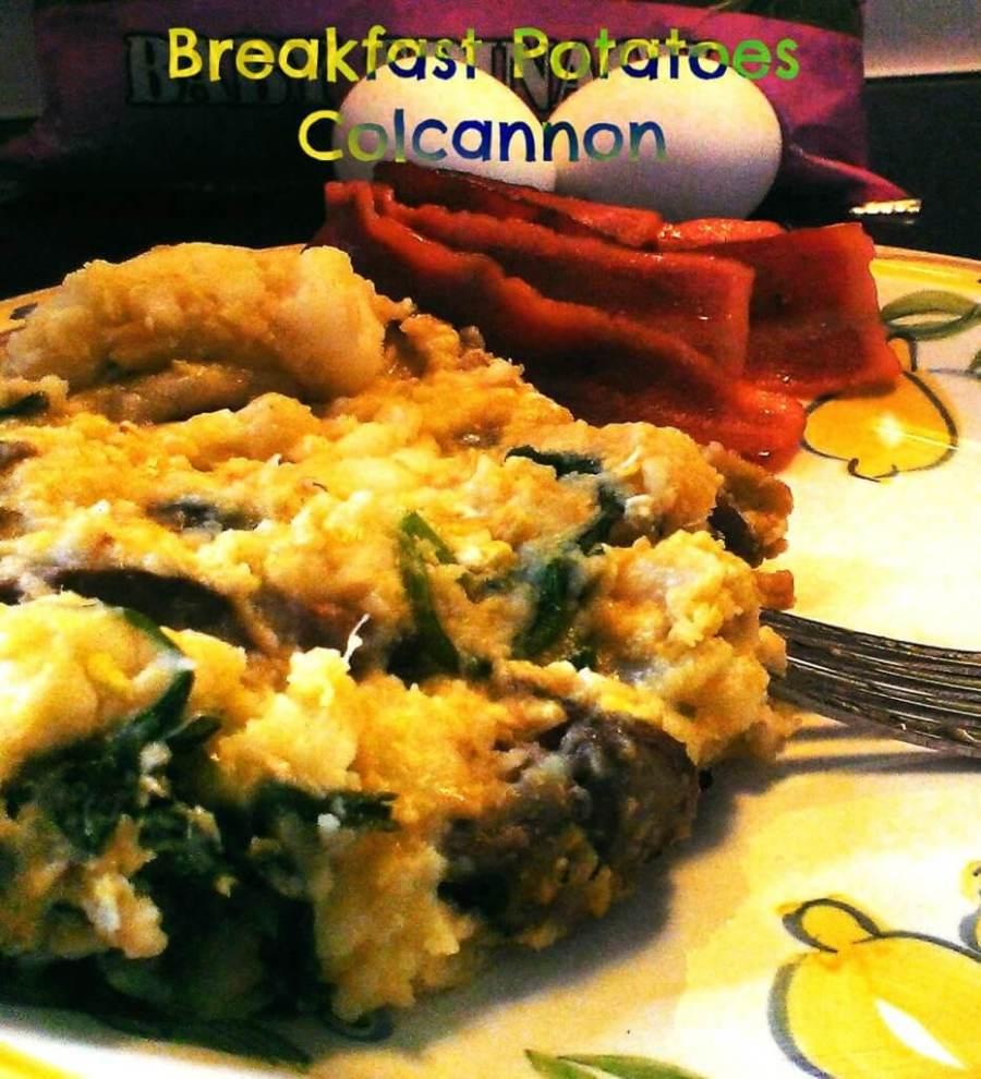 breakfast potatoes colcannon