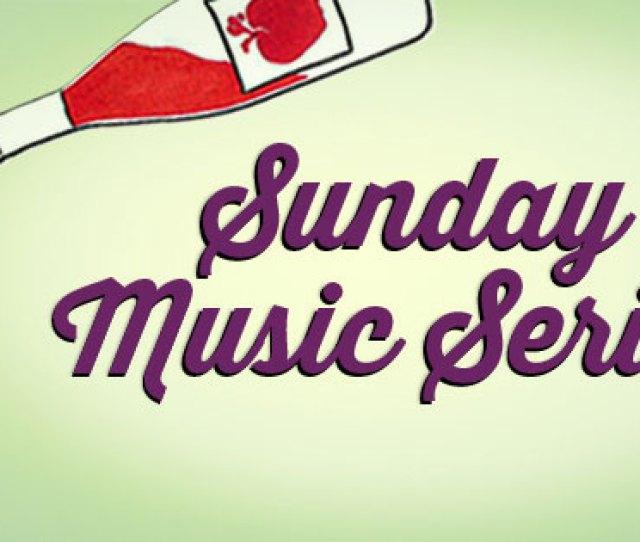 Sunday Music Series Event Image