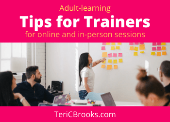 What makes a good training?