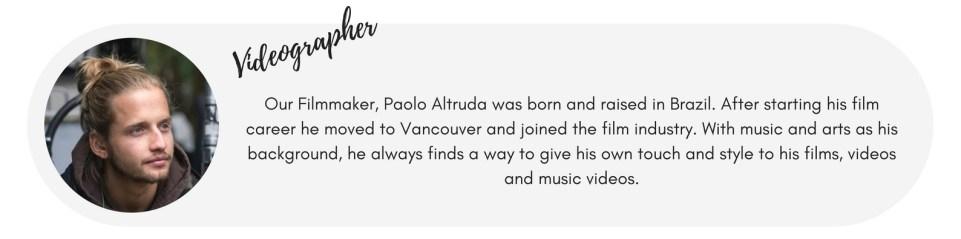 Paolo Altruda bio