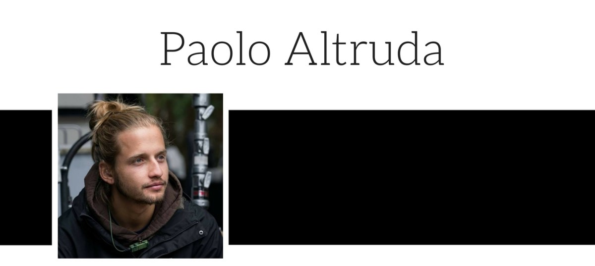 Paolo Altruda - Videographer