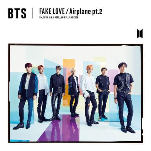 BTS - FAKE LOVE (Japanese ver.) - Single