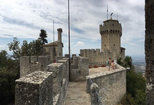 Věž La Rocca
