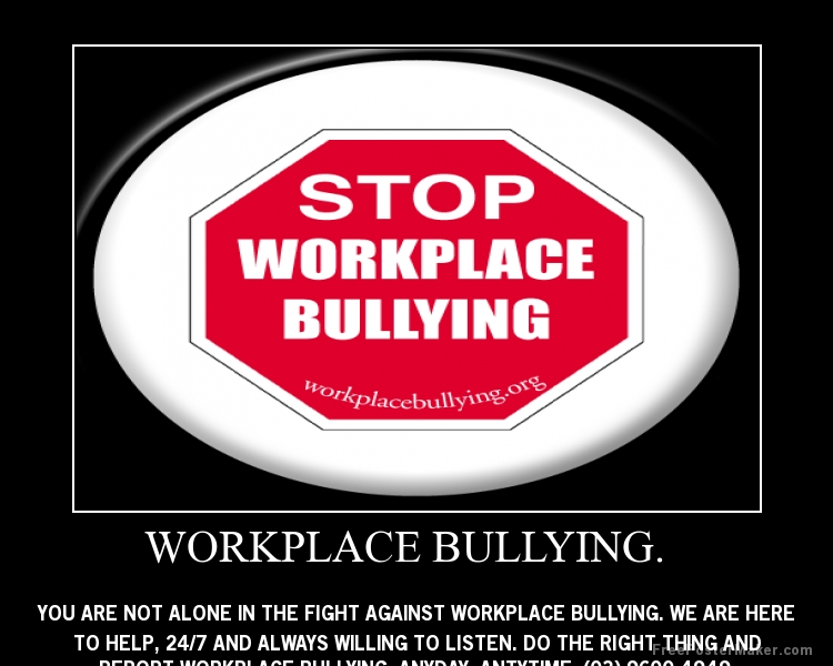 Workplace Bullying : Still A Growing Issue (4/6)