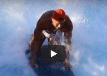 Piscina de Surf Reta