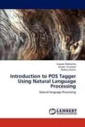 Introduction to POS Tagger Using Natural Language Processing