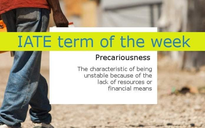 gimp_iate_term_of_the_week_precariousness