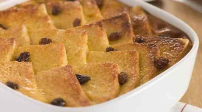 Bread and Butter Pudding_UK the splendid table