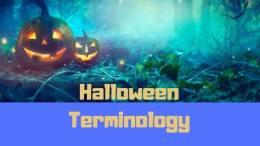 Halloween terminology