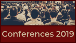 International Conferences 2019