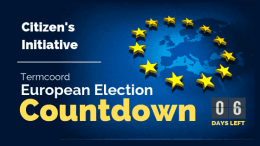 Termcoord European Election Countdown: Citizens' Initiative