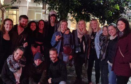 להרגיש תיירת בעיר שלי: סיור פאבים ומועדונים בתל אביב