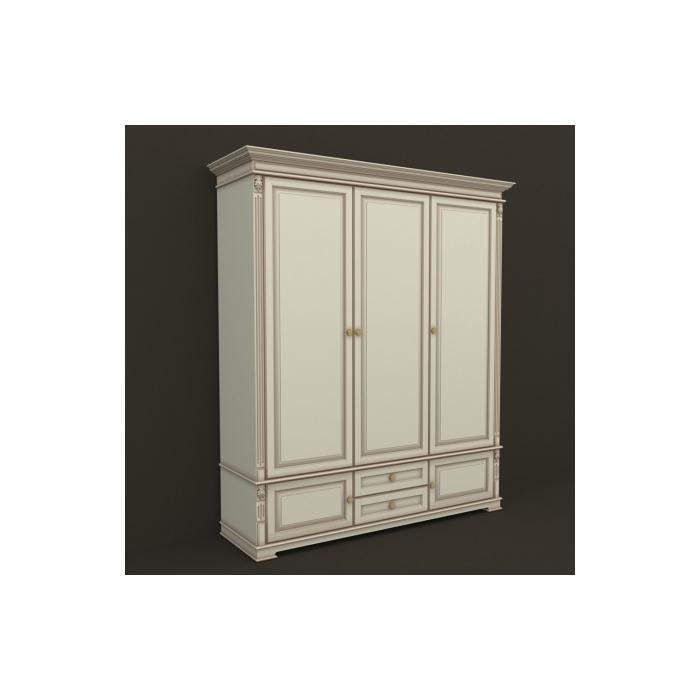Шкаф 3-х дверный А-6 1805 (39)