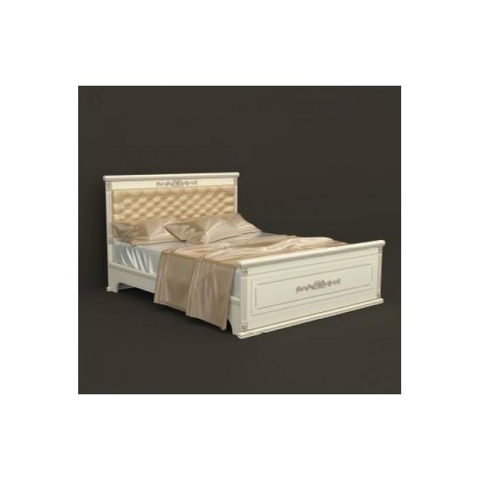 Кровать с мягким изголовьем КР-10-990 (24)