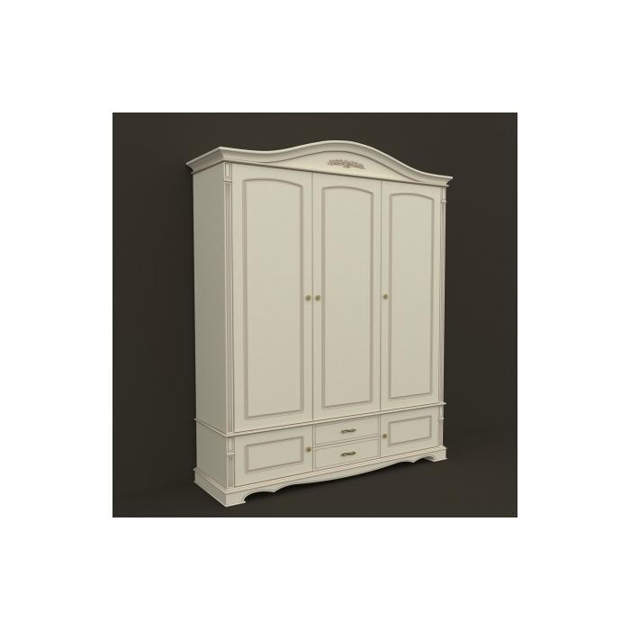 Шкаф 3-х дверный ES 403 (62)