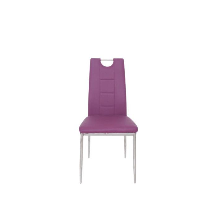 DC600 хром, фиолетовый purple 655 (12)