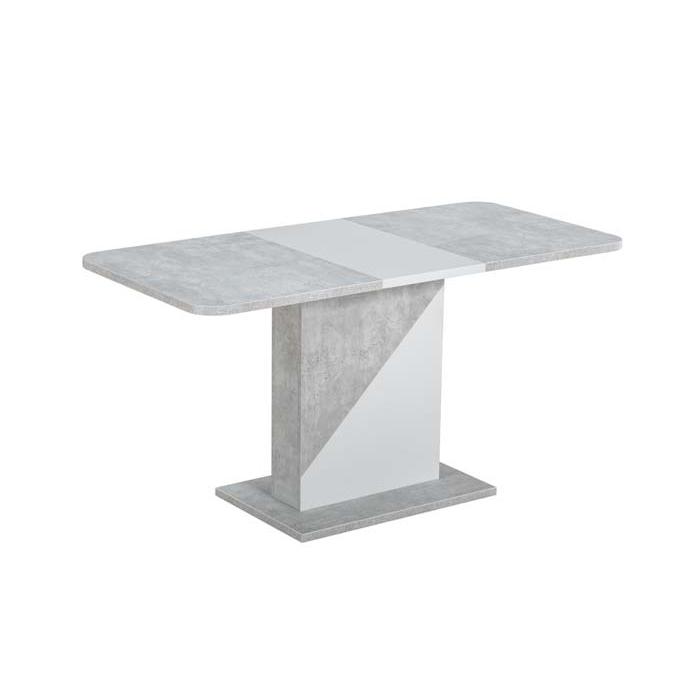 Стол обеденный ACCENT 110/145*68,6*h74,5