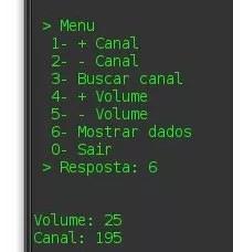 Controle Remoto - Java