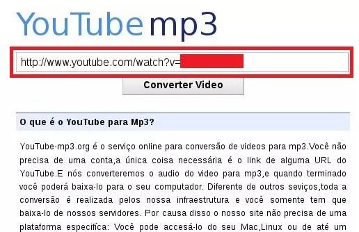 Baixando Vídeos e Músicas do YouTube