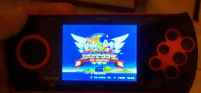 Jogo Sonic The Hedgehog 2