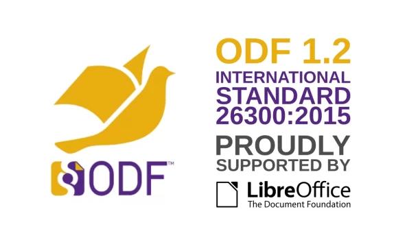 Extensão ODF é publicado como Norma Internacional