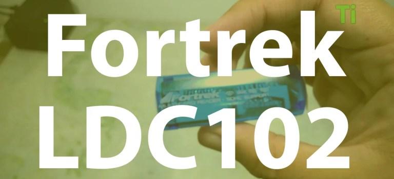 Análise Fortrek Leitor de Cartão de Memória LDC102