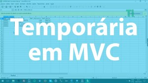 Temporária em MVC