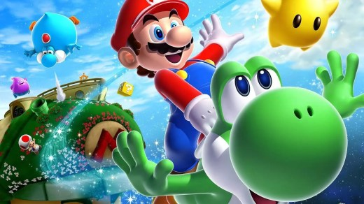 Mario e Yoshi