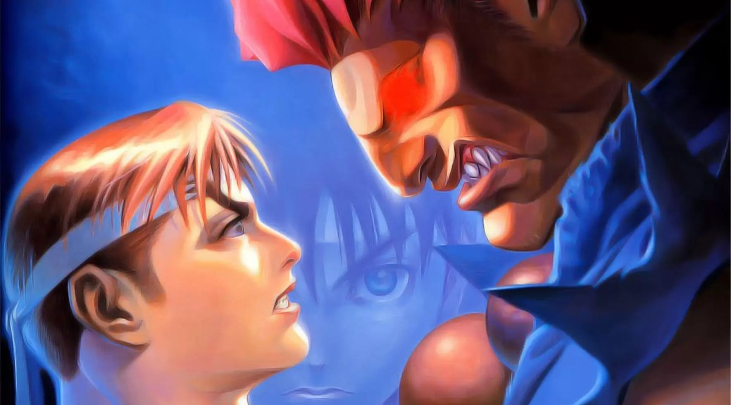 Akuma e Ryu (seu filho?)
