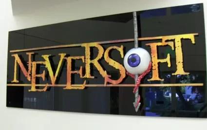 Logo da Neversoft
