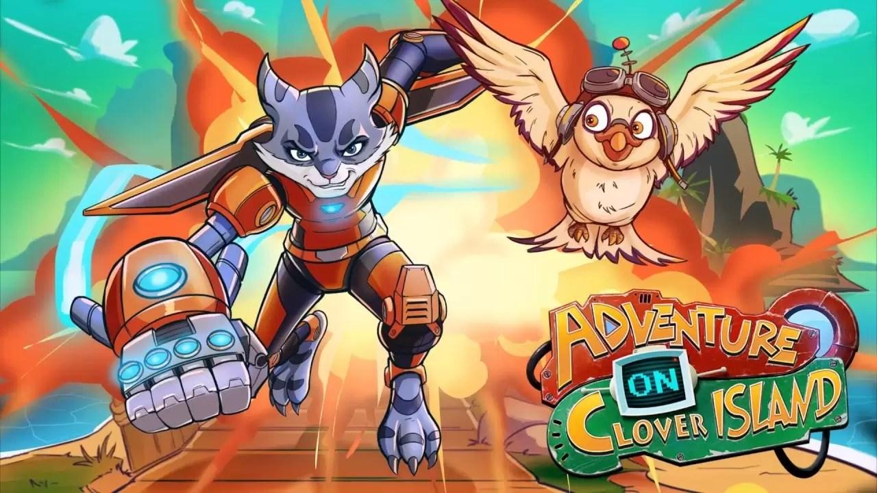 Análise Skylar & Plux: Adventure on Clover Island