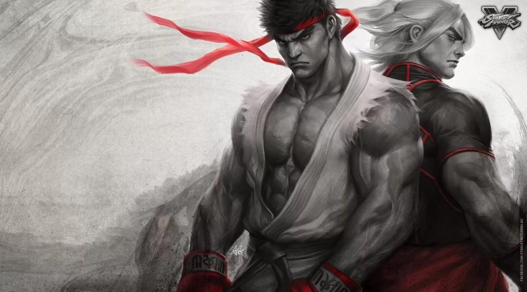 Ryu e Ken