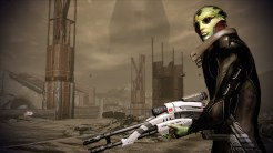 Mass Effect 2 Thane