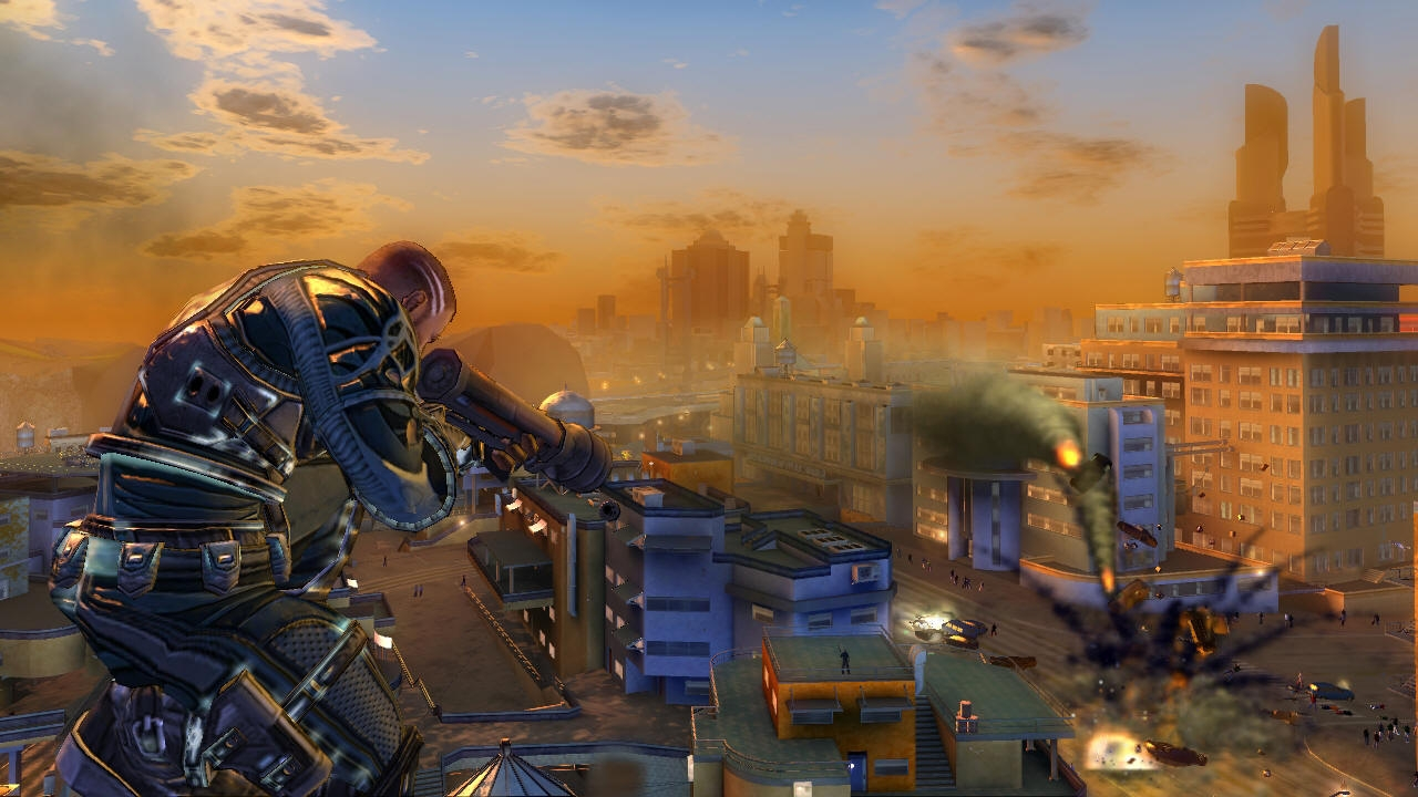 Crackdown 2 multiplayer impressions