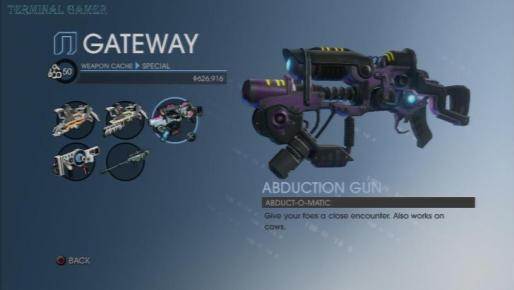 The Abduction Gun