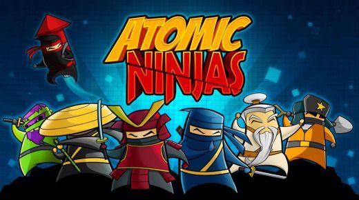 AtomicNinjasMainLogo