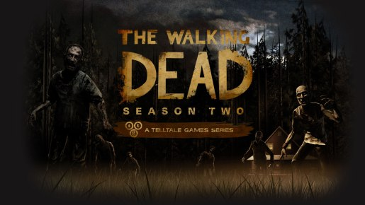 The Walking Dead Season Two logo