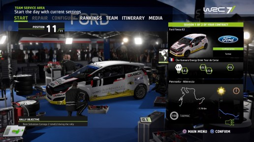 wrc 7 review on the right track terminal gamer. Black Bedroom Furniture Sets. Home Design Ideas
