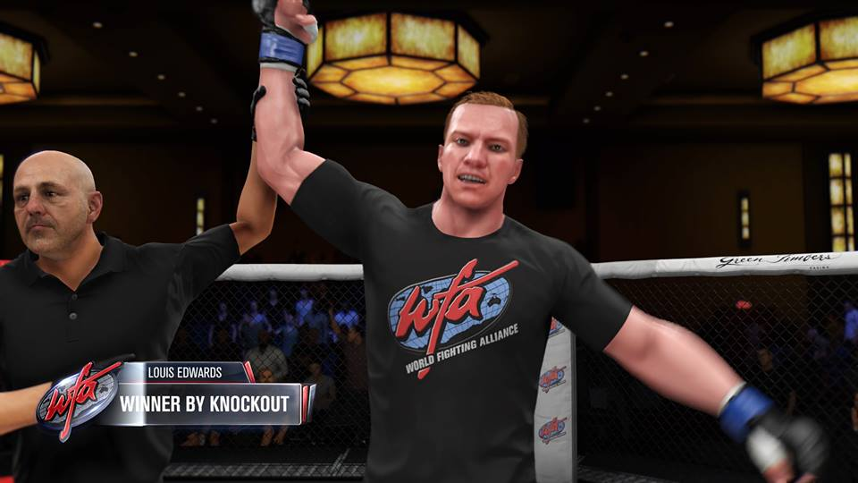 EA Sports UFC 3 Review – On The Road to Being the G.O.A.T.