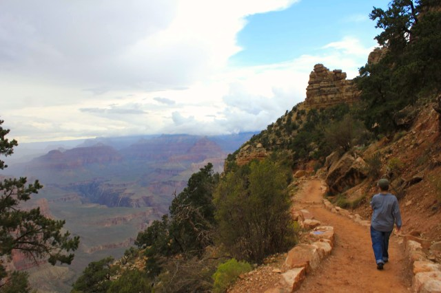 Pathway to Spiritual Sanity - Grand Canyon