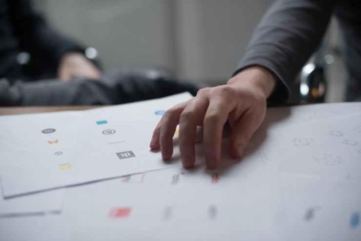 drawing feedback logos critique