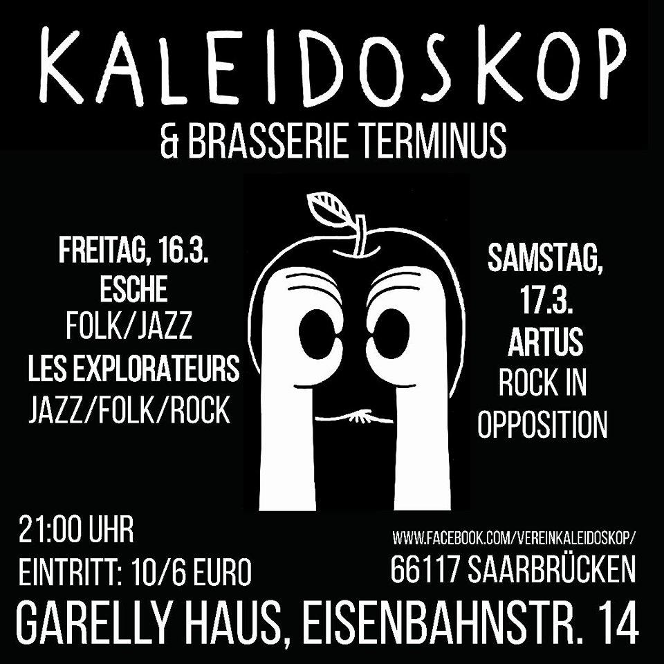Kaleidoskop & Brasserie Terminus