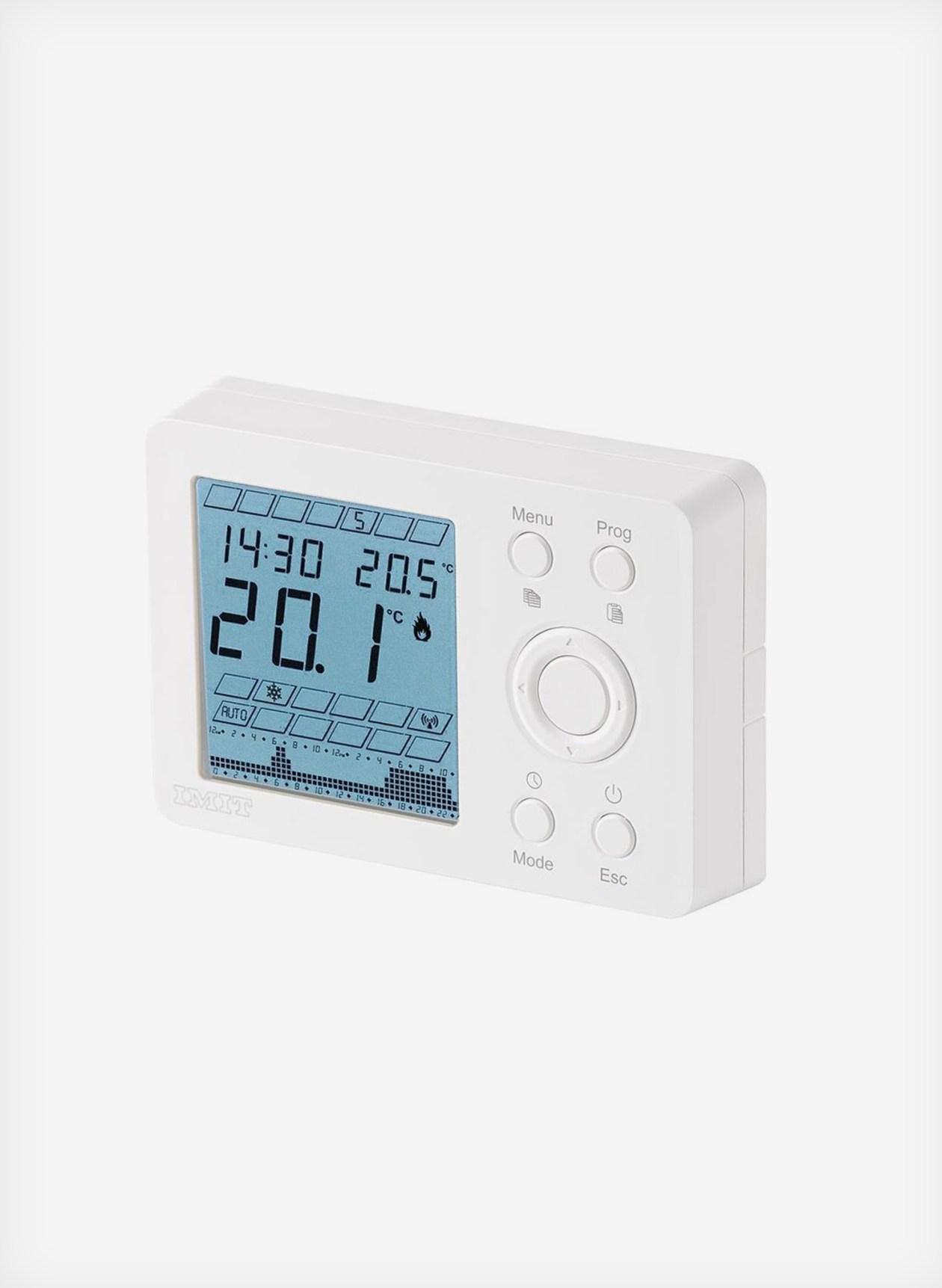 Termostatos de ambiente termocontroles