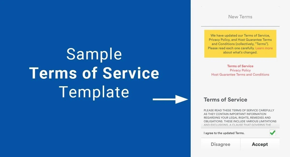 sample terms of service template termsfeed Terms Of Service id=11884