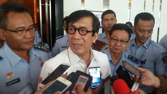peran menteri hukum indonesia terhadap pembuatan PT