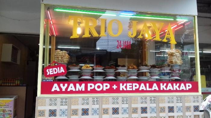 usaha Rumah Makan Padang